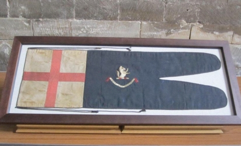 Sledge flag